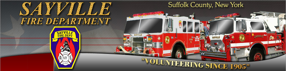 Sayville Fire Department